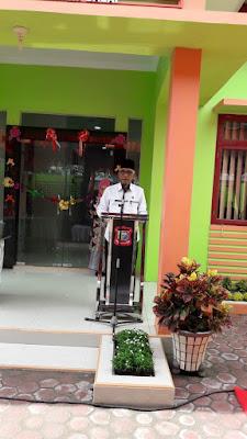 Plt Kemenag Tanjungbalai Pimpin Doa Gedung Baru KKP Kelas I Medan