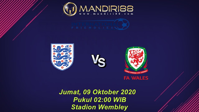 Prediksi Inggris Vs Wales, Jumat 09 Oktober 2020 Pukul 02.00 WIB @ Mola TV