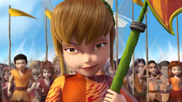 Kumpulan Foto tinkerbell movie pixie hollow games dan Videonya