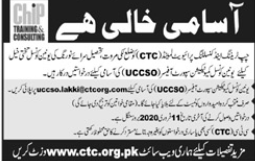 Jobs in Chip Training and Consulting CTC  2020