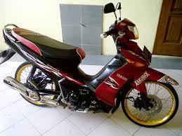 Modifikasi Motor Yamaha Vega ZR