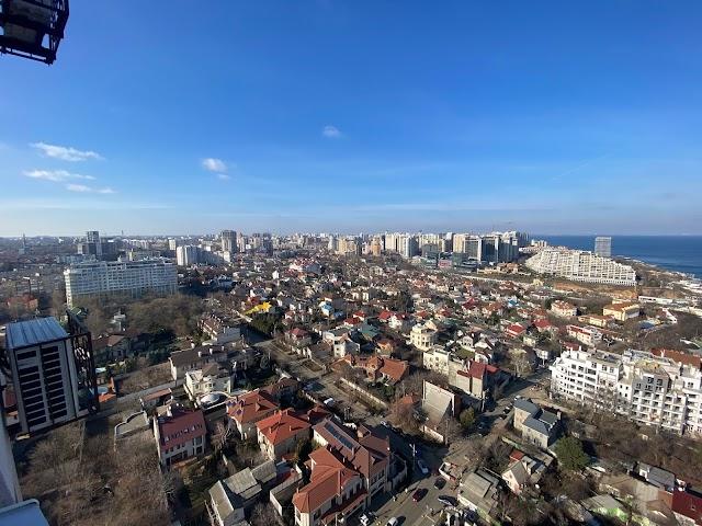 ノマドの生活目線で見たウクライナ第2の都市「オデッサ」。高層マンションでも格安生活?