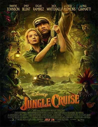 Pelicula Jungle Cruise