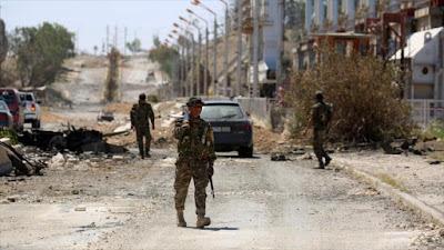 Pentágono niega haber aceptado salida libre de Daesh de Al-Tabqa