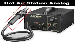 best hot air rework station