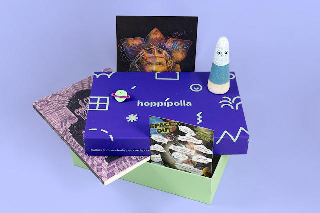 Regali originali per lei: Hopipolla box