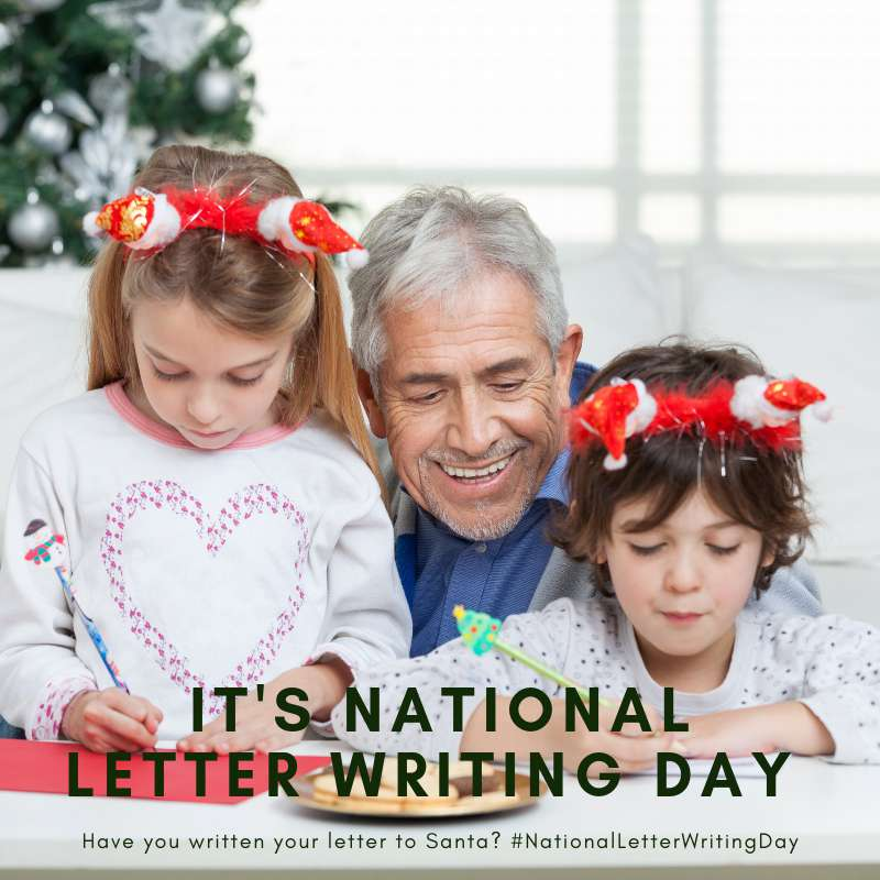 National Letter Writing Day Wishes for Whatsapp
