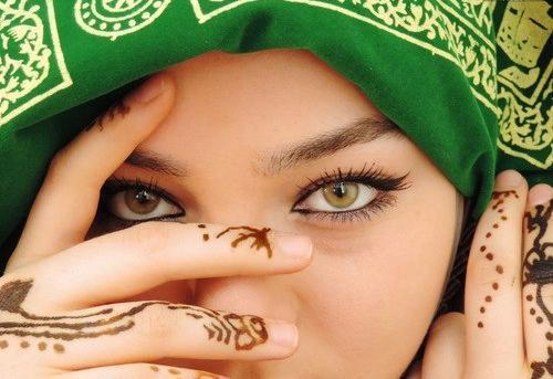 Beautiful Eyes Girl DP