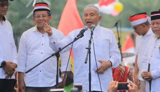 Amien Rais Minta PAN Out dari Koalisi Jokowi, PDIP Merespons