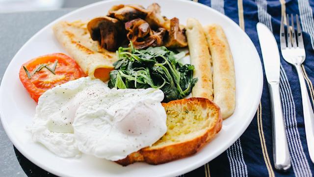 завтрак традиционный воскресный