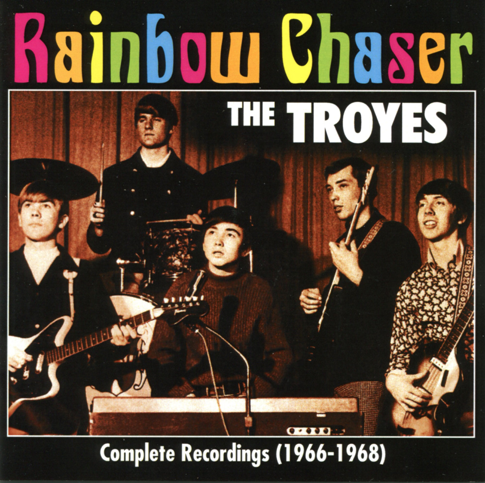 Plain And Fancy The Troyes Rainbow Chaser Complete Recordings