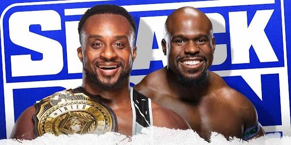 Repetición Wwe SmackDown 08 de Enero 2021 Full Show