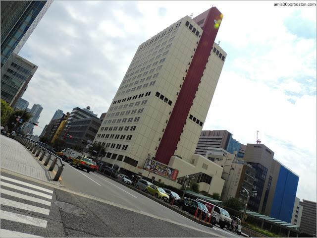Carreteras en Tokio, Japón