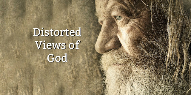 Christians need to understand God's true character and quit believing He's a permissive granddad.