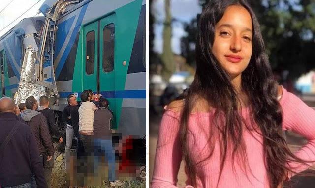 تونس : تفاصيل جديدة بخصوص حادثة بتر ساقي التلميذة ريم زبير إثر سقوطها من قطار