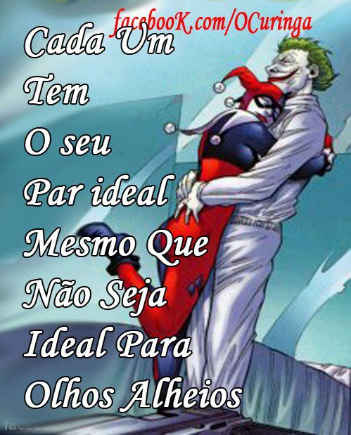 Fotos Do Coringa Com Frases De Amor