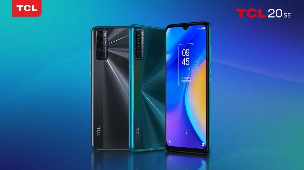 TCL 20 SE with NXTVISION and 16MP Quad Cam Unveils in PH for Only Php8,990