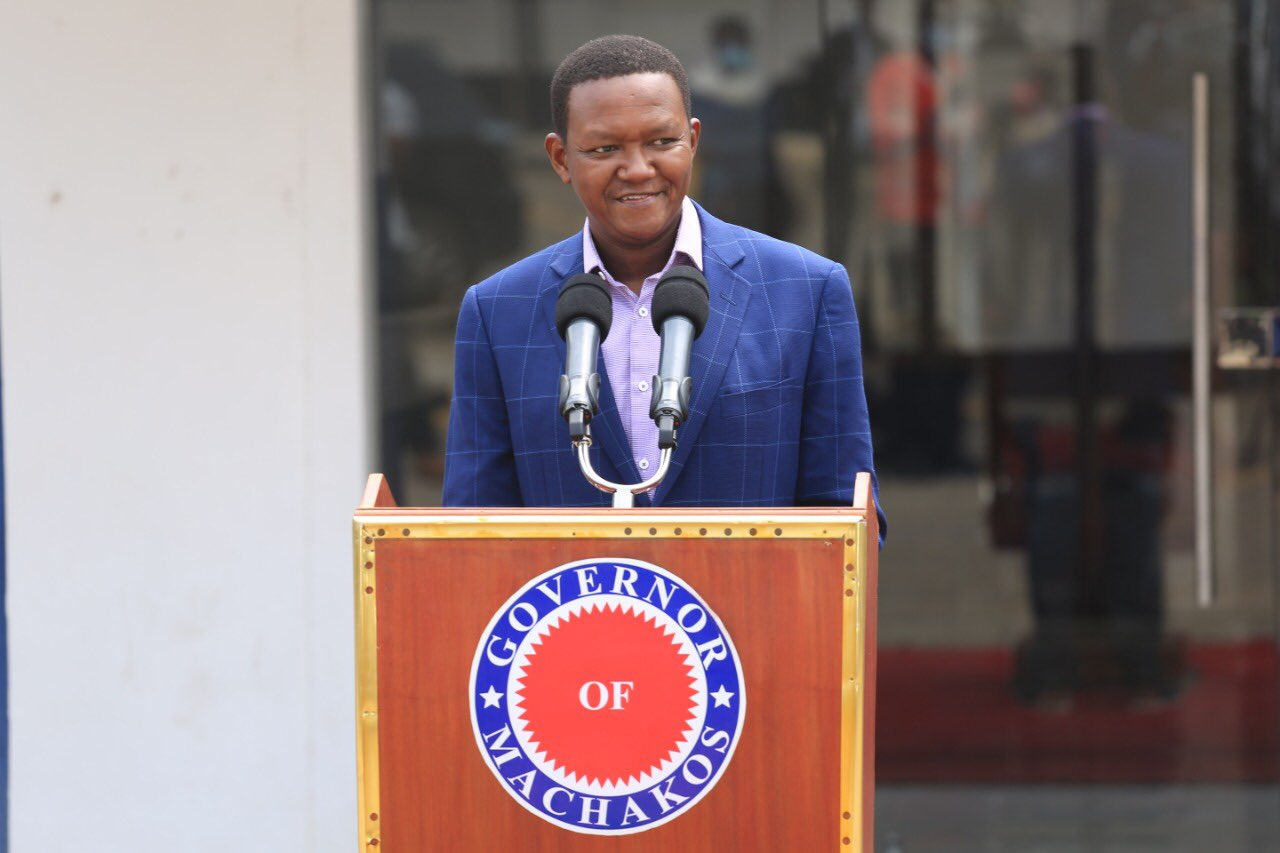 Alfred Mutua Tries To Speak Luo, He Murders It Like Okoth Obado