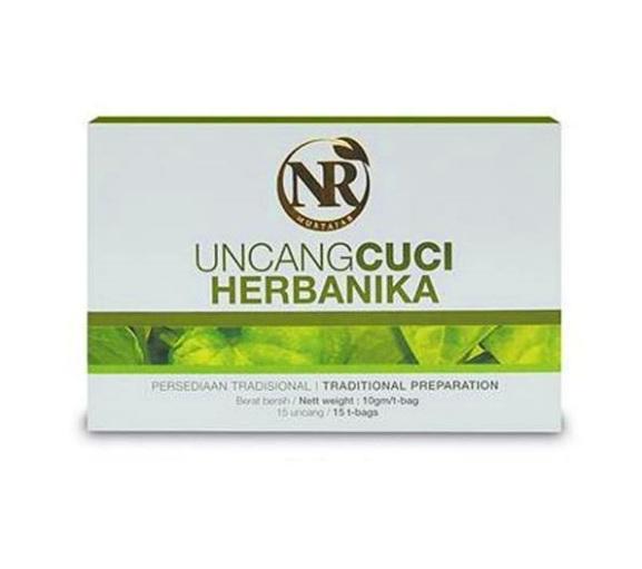 Uncang Cuci Herbanika Nona Roguy