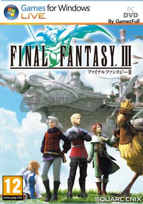 Descargar Final Fantasy III PC [Full] Español [MEGA]