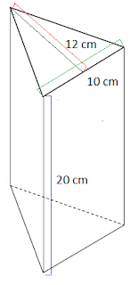 Prisma - Matematika Kelas 8 - Definisi, Elemen, dan Contoh