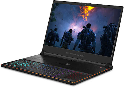 ASUS ROG Zephyrus S Gaming Laptop