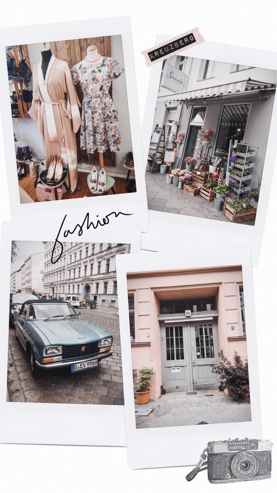 Gdzie szukać vintage shop'ów w Berlinie? Mój mały przewodnik po Kreuzbergu.