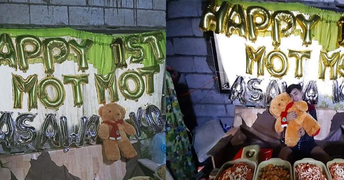 Netizens went 'Sana-All!' after one netizen shared their first monthsary celebration - Teachers ng Pinas