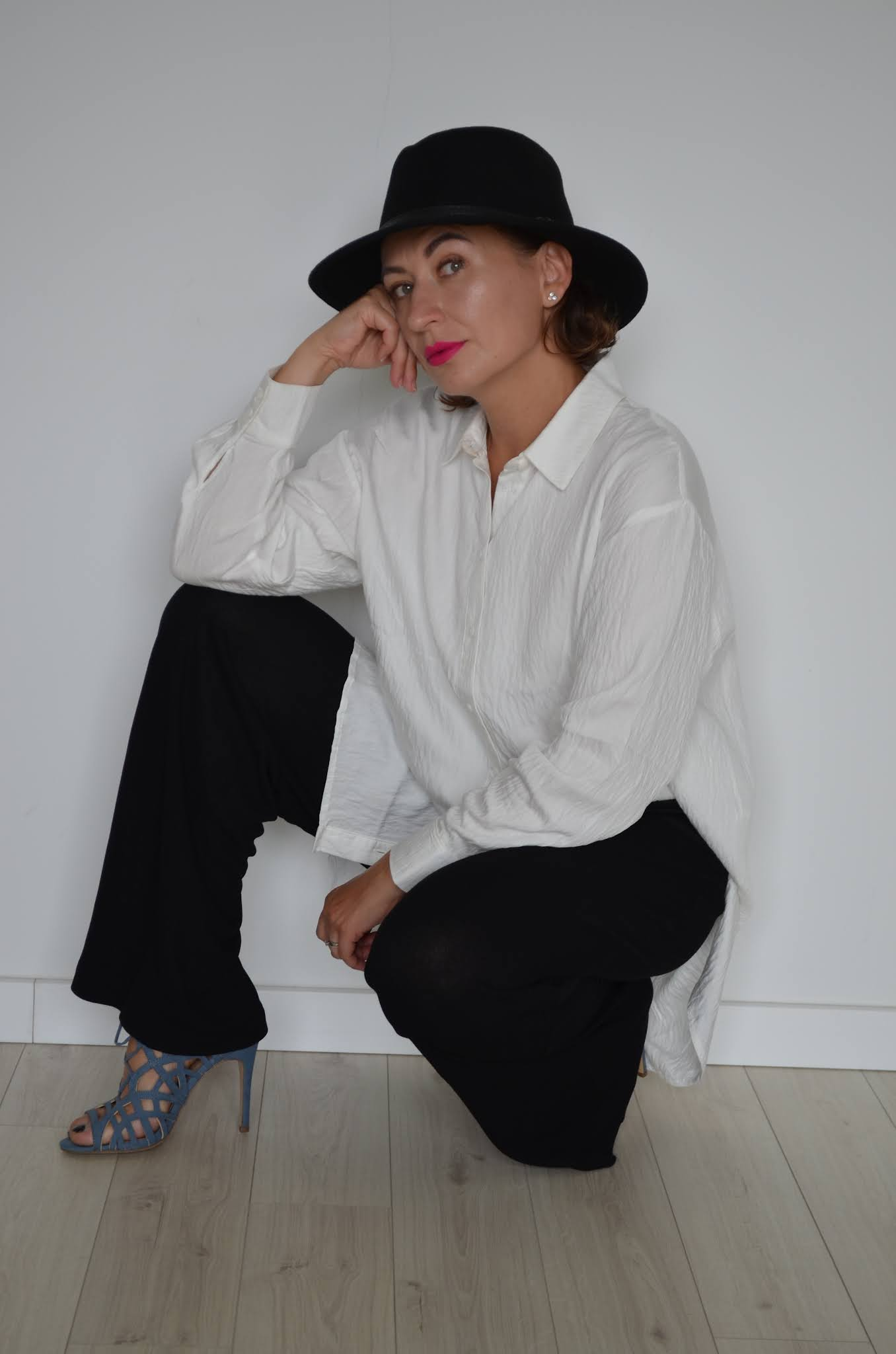 Totally Oversized Look