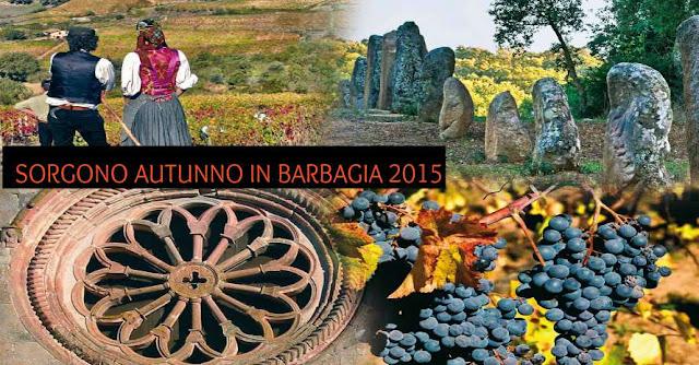 FOTO AUTUNNO IN BARBAGIA 2015 A SORGONO