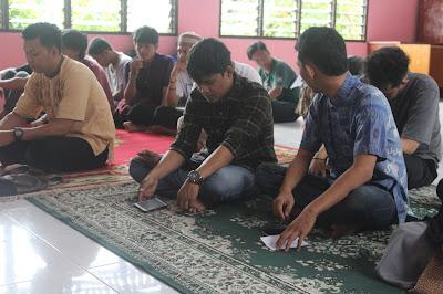 IMG 0006 - Membangun Jiwa kepemimpinan Kepada Mahasiswa, PMII Tarakan Adakan Mapaba