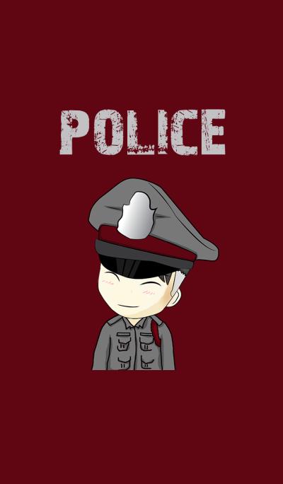 I'm a cop