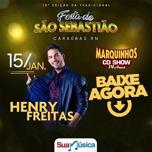 Henry Freitas - Caraúbas - RN - Janeiro - 2020