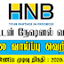 Vacancy In Hatton National  Bank   Post Of - Legal Officer