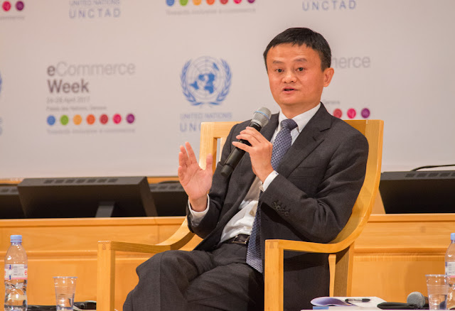 Jack Ma Announces Retirement From Alibaba To Pursue Philanthropy