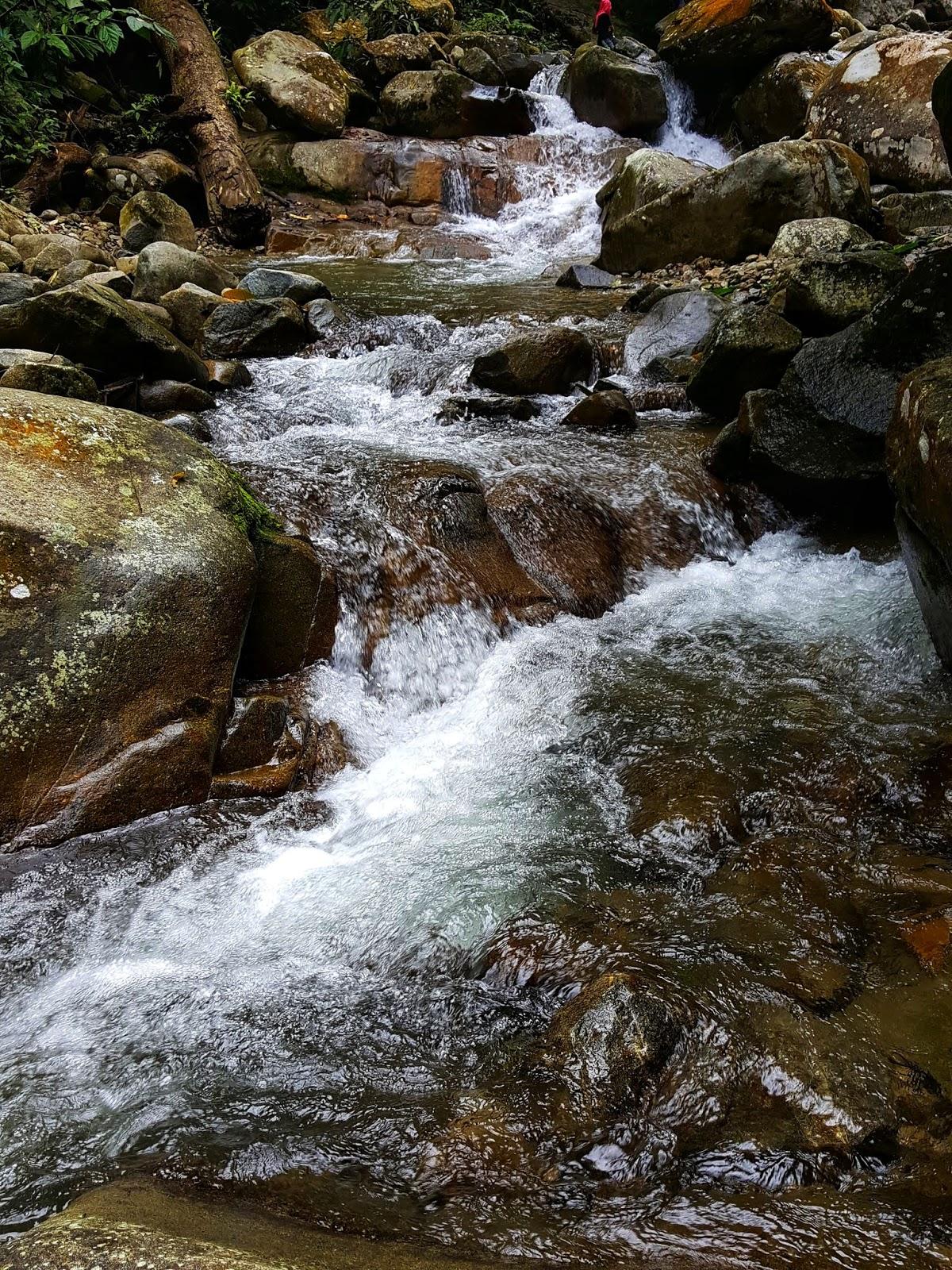 Air Terjun Lepoh, Hulu Langat 2