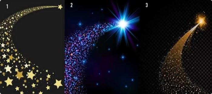Сбудется ли ваше желание? Выбери падающую звезду и получи ответ!