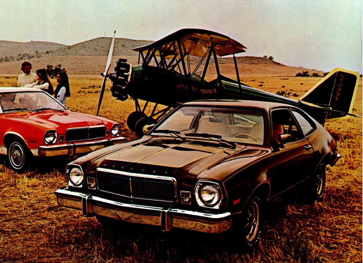 Im Starsky Hes Hutch Fords Stripe Packages Phscollectorcarworld 1968 Bobcat Engine Diagram The S Option Group Was A 1977 Offering And More Along Lines Of Dress Up Trim Making It Look Like An Se Version