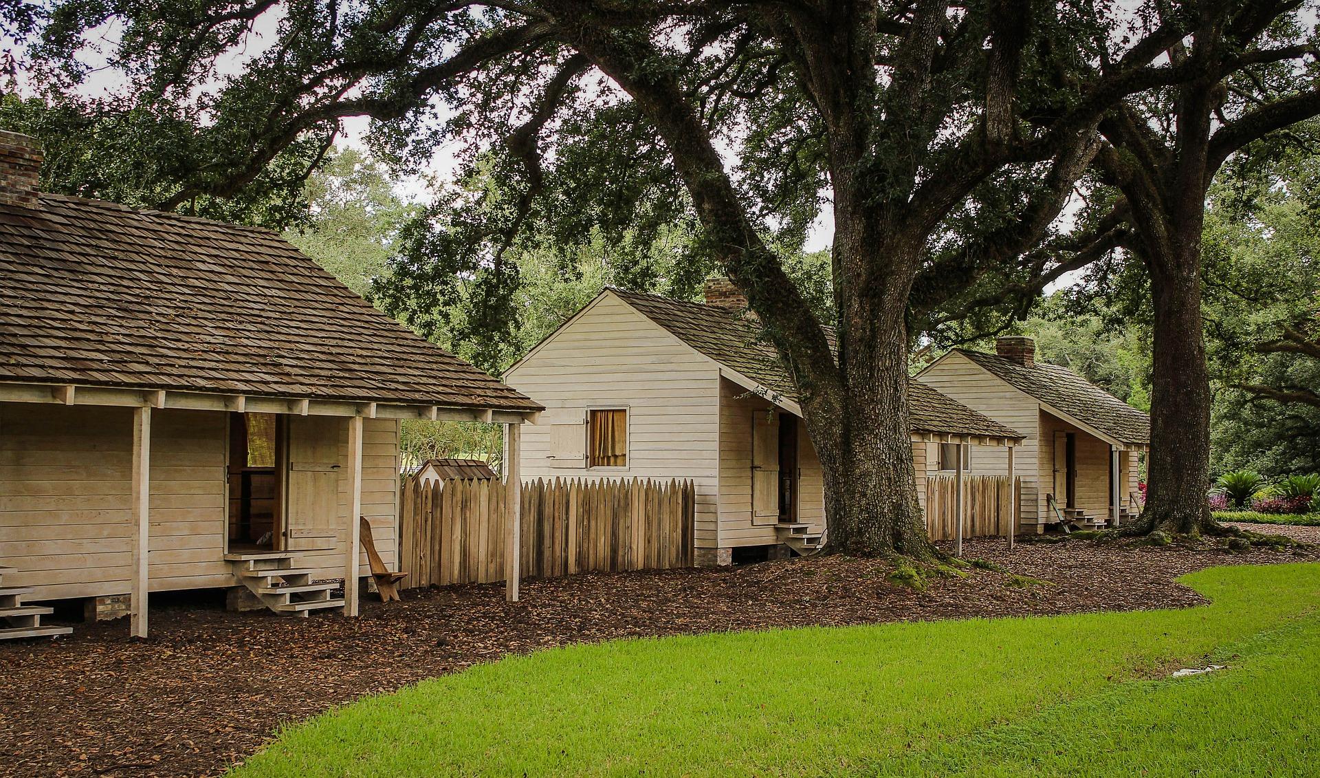 slave cabin allmqf