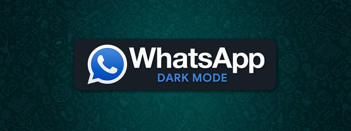 whatsapp dark mode windows 10/8/7 or mac