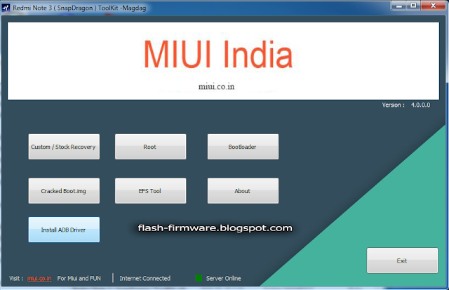 Redmi Note 3 (snapDragon) ToolKit 100% Working Free Download