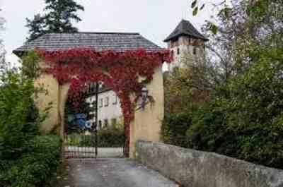Hotel Burg Oberranna, Austria