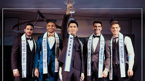 Mister Global 2019 is South Korea