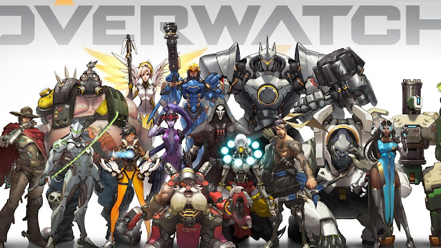 Overwatch Game Download With Setup RAR File
