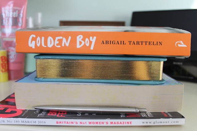 Golden Boy by Abigail Tarttelin, book, book review, lifestyle, lifestyle blogger, blogger,