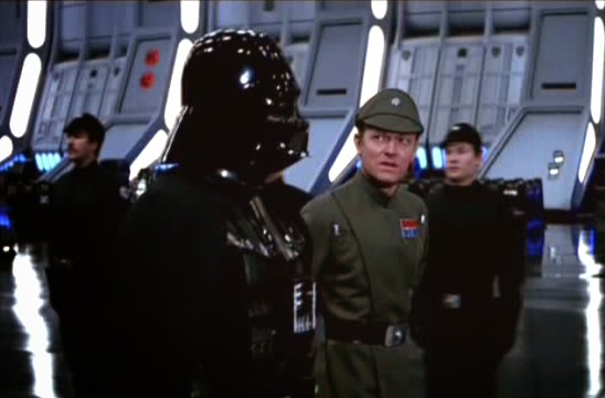 jer jerrod and vader in ROTJ opening scene