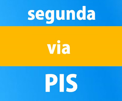 segunda via do pis