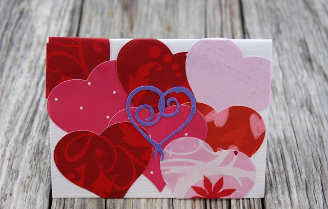 Carte d'amour très originale