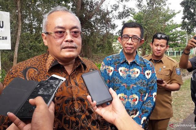 Sekjen Badan Pengawas Pemilu RI, Gunawan Suswantoro angkat bicara mengenai temuan Badan Pemeriksa Keuangan (BPK) terkait ada uang negara di rekening pegawai Badan Pengawas Pemilu (Bawaslu) provinsi Lampung.