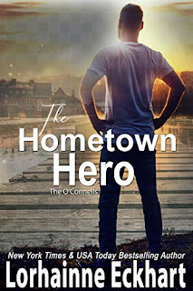 The Hometown Hero (The O'Connells Book 7) book promotion by Lorhainne Eckhart